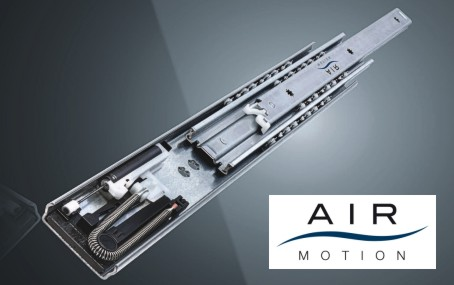 smooth-action AIR MOTION sliding systems